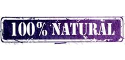 Штамп «100% NATURAL 450»