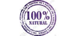 Штамп «100% NATURAL 453»